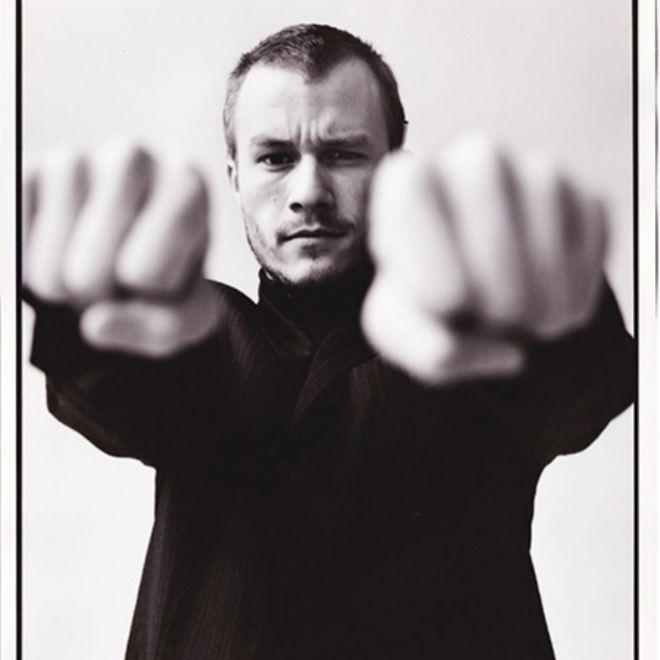 Хит Леджер, фото из архива Наоми Уоттс