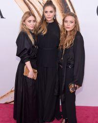 Сестры Олсен: Мэри-Кейт, Эшли и Элизабет