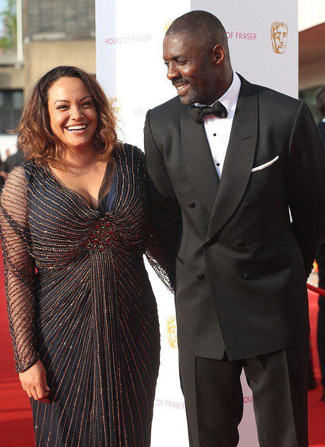 Идрис Эльба был женат на актрисе Дормове Шерман