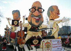 Карнавал в Алсте