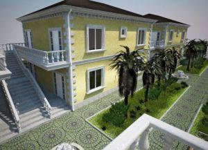 Hoteli u Abhaziji uz more 11