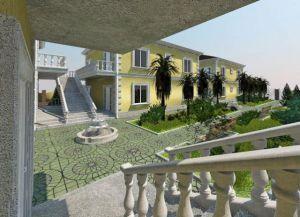 Hoteli u Abhaziji uz more 12