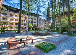 Hoteli u Abhaziji uz more 1