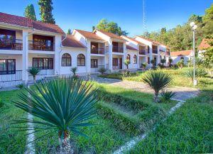 Abkhazia hoteli uz more 2