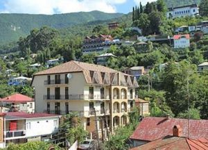 Hoteli u Abhaziji uz more 5