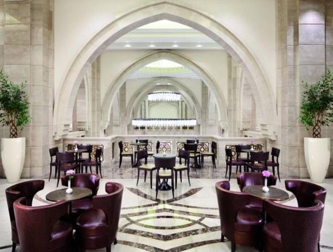 Роскошь отеля Makkah Clock Royal Tower