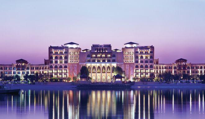Отель Shangri-La, Абу-Даби