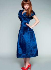 dodatki za modro obleko 3
