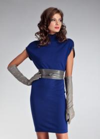 dodatki za modro obleko 7
