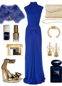 dodatki modri obleki 8