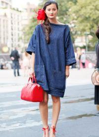 dodatki za modro obleko 9