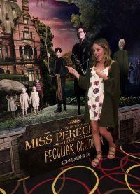 Дом странных детей мисс Перегрин - проект, в котором Эйса и Элла играли вместе