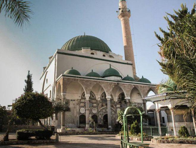 Мечеть Аль-Джаззар