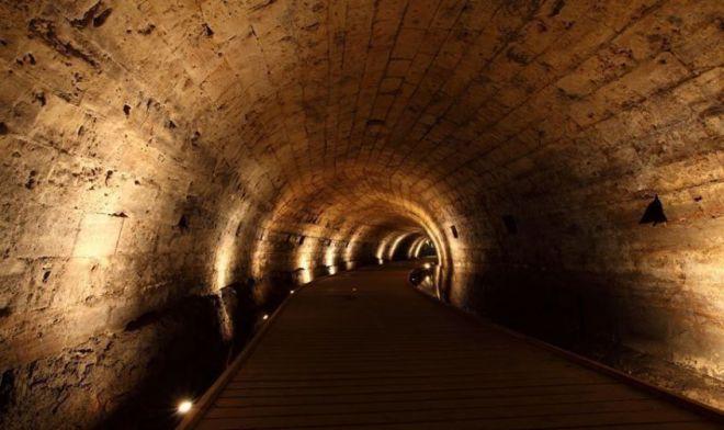Туннель Тамплиеров