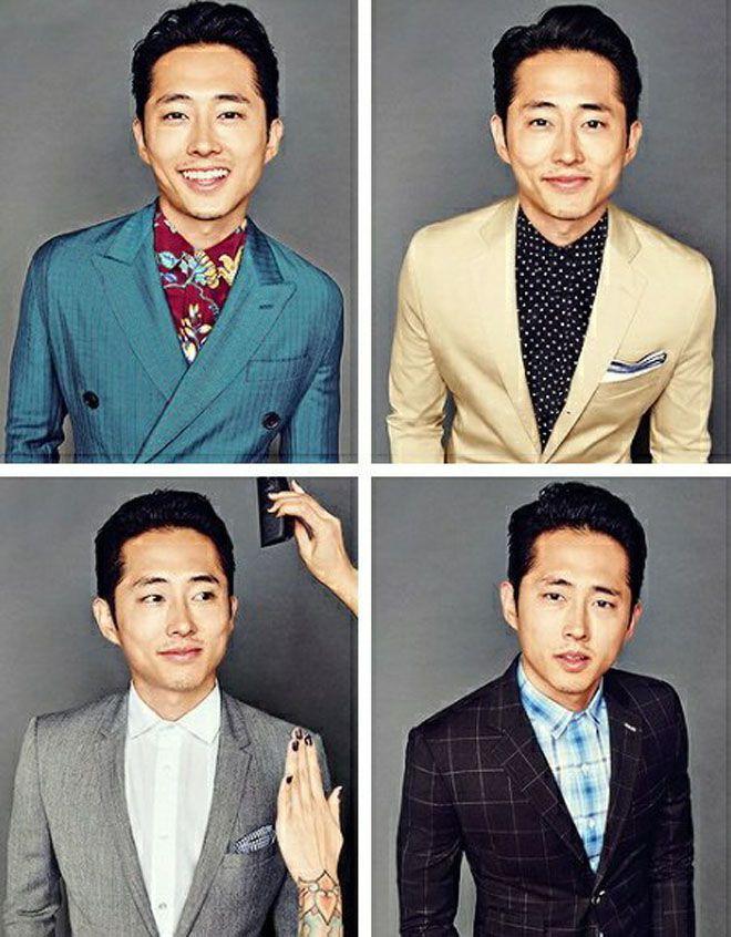 Актёр Стивен Ён