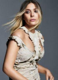 Элизабет Олсен стала героиней канадского Elle в июне