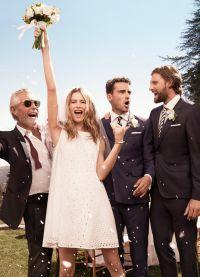Адам Левин и Бехати Принслу поженлись в 2014
