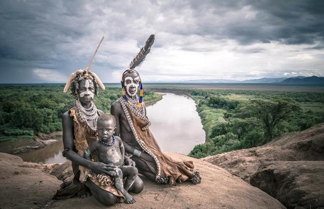 Экскурсия к племенам долины Омо