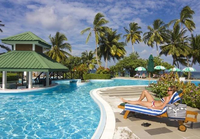 Отель Equator Village