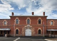 Здание старой тюрьмы