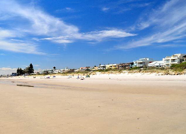 Пляж Хенли