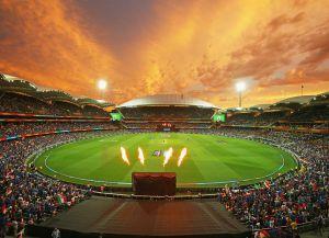 Стадион вмещает более 50 тысяч зрителей