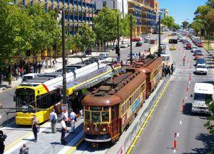 Транспорт в Аделаиде