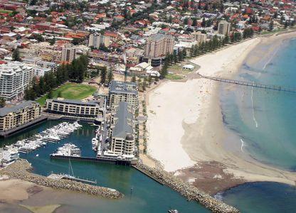 Пляжи Аделаиды