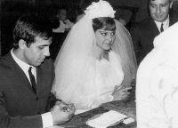 Свадьба Адриано Челентано и Клаудия Мори
