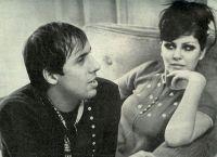 Адриано Челентано и Клаудия Мори вместе