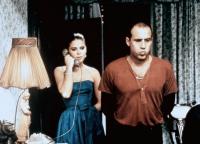 Кадр из фильма Укрощение строптивого с участием Адриано и Орнеллы