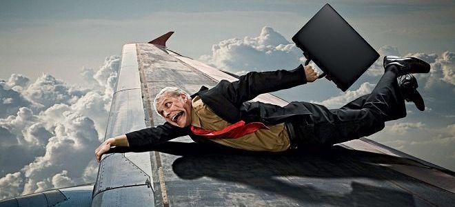 strah od letenja avionom