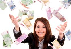 potvrzení o penězích a úspěchu