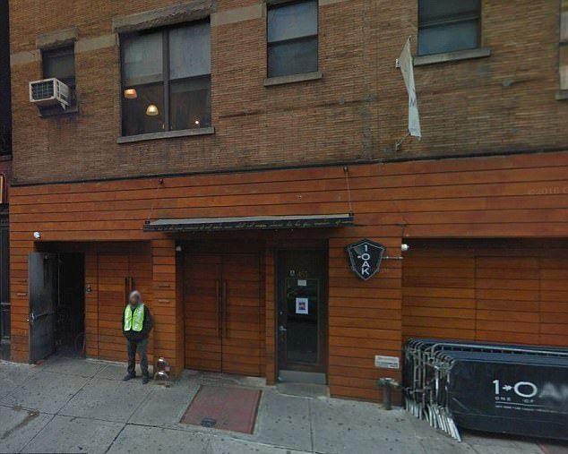 В минувшую пятницу Мэтт пьянствовал в клубе 1OAK в Нью-Йорке до 4 утра