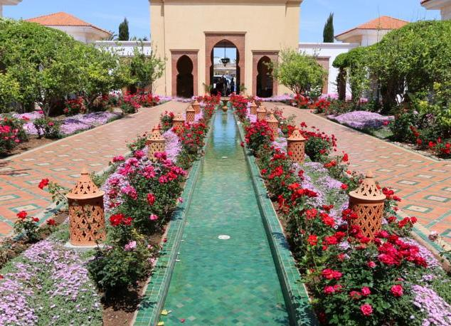 Отель Atlantic Palace Agadir Golf Thalasso & Casino Resort