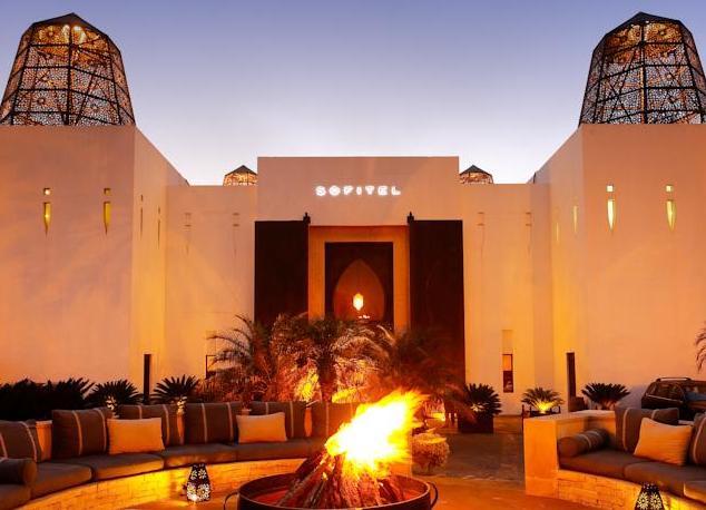Отель Robinson Club Agadir