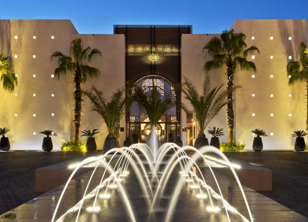 Отель Sofitel Agadir Royal Bay