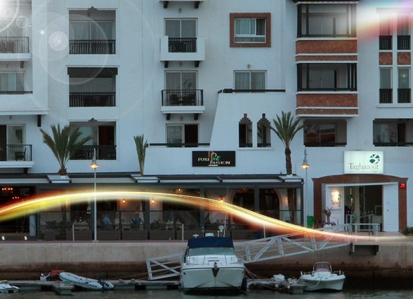 Отель Hotel Sofitel Agadir Thalassa Sea & Spa