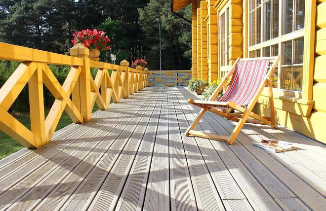 Дом для отпуска Eco-House