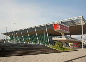 Аэропорт имени матери Терезы