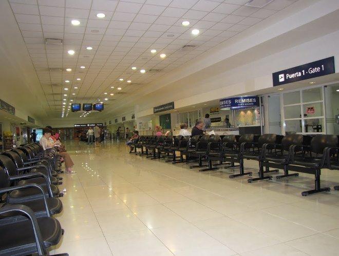 Аэропорт имени Астора Пьяццоллы