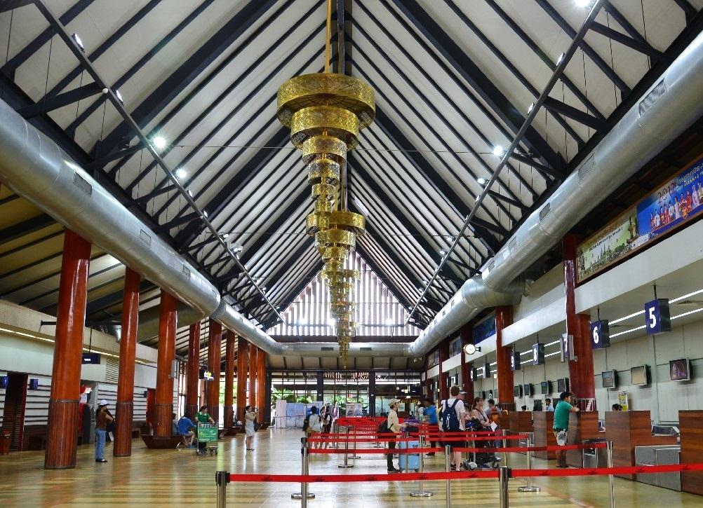 Международный аэропорт Сиемреап