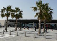 Здание аэропорта Пафоса