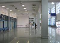 Международный аэропорт Эрджан внутри