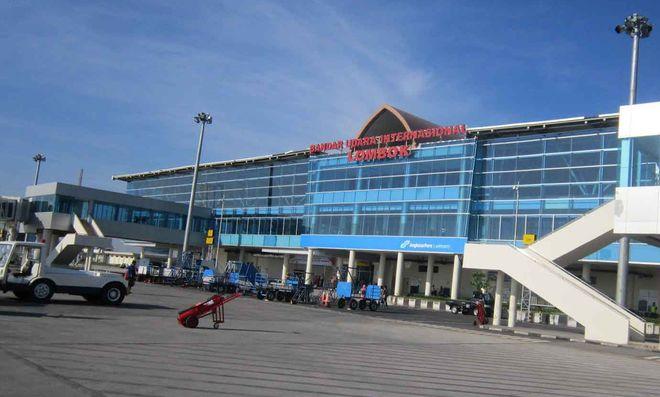 Аэропорт Ломбок, Индонезия