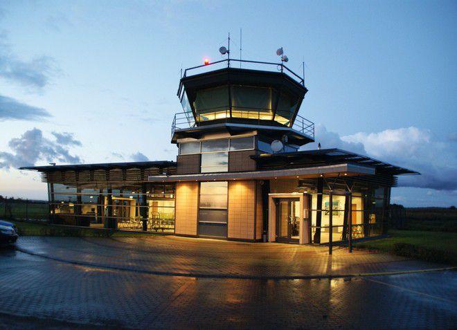 Аэропорт Вентспилс