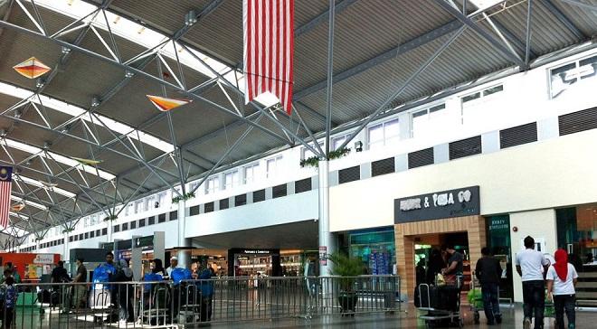 Аэропорт Лангкави  в Малайзии