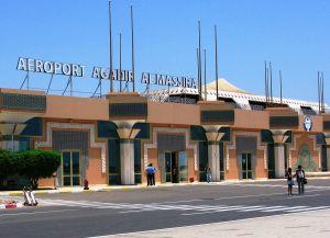 Аэропорт в Агадире