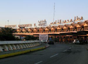 Аэропорт Касабланки Мохаммед V