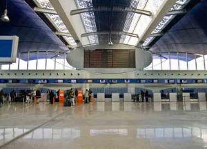 Casablanca Mohammed V Airport внутри